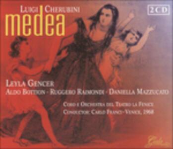 Medea - CD Audio di Luigi Cherubini