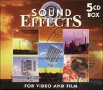 Sound Effects for vol.2 - CD Audio