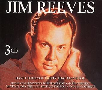 Have I Told You Lately - CD Audio di Jim Reeves