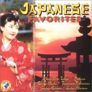 Japanese Favorites - CD Audio