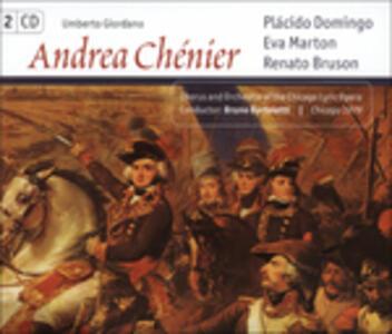 Andrea Chenier - CD Audio di Umberto Giordano