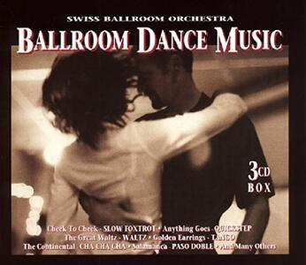 Ballroom Dance Music - CD Audio