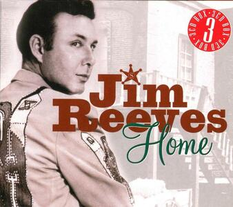 Home - CD Audio di Jim Reeves