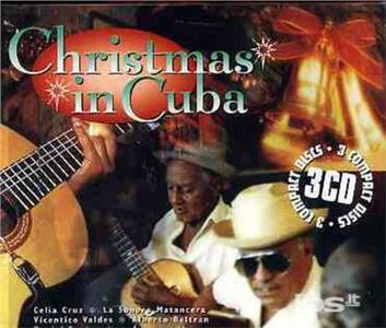 Christmas in Cuba - CD Audio
