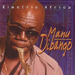 Electric Africa - CD Audio di Manu Dibango