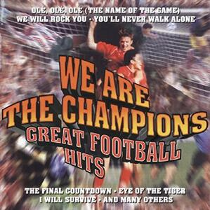 We Are the Champions - CD Audio