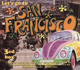 Let's Go to San Fransisco - CD Audio