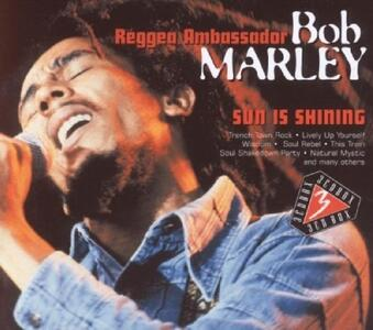 Sun Is Shining - CD Audio di Bob Marley
