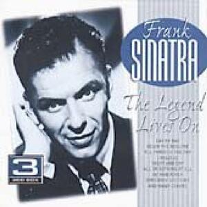 Legend Lives on - CD Audio di Frank Sinatra