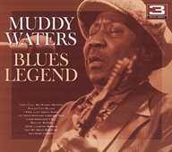 CD Blues Legend Muddy Waters