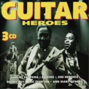 Guitar Heroes - CD Audio