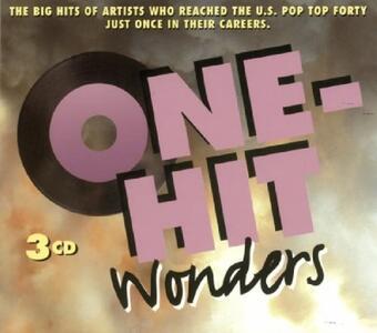 One-Hit Wonders - CD Audio