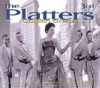 Golden Greats - CD Audio di Platters