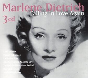 Falling in Love Again - CD Audio di Marlene Dietrich