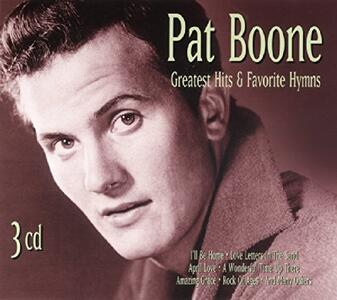 Greatest Hits - CD Audio di Pat Boone