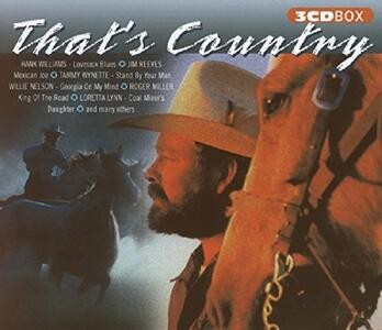 That's Country - CD Audio