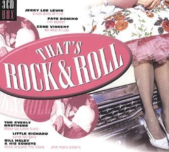 That's Rock & Roll - CD Audio