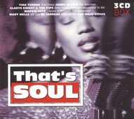 CD That's Soul