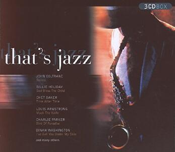 That'S Jazz - CD Audio