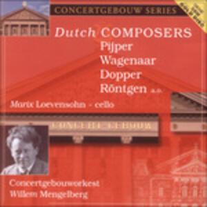 Dutch Composers - CD Audio