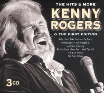Hits and More - CD Audio di Kenny Rogers