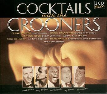 Cocktails with the Crooners - CD Audio