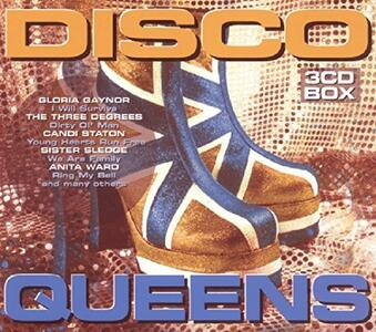 Disco Queens - CD Audio