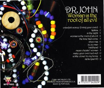 Woman Is the Root - CD Audio di Dr. John - 2