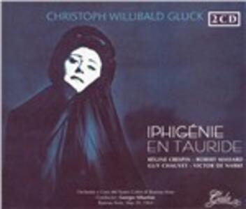 Iphigénie en Tauride - CD Audio di Christoph Willibald Gluck