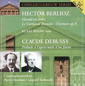 Le Carnaval Romain - CD Audio di Hector Berlioz