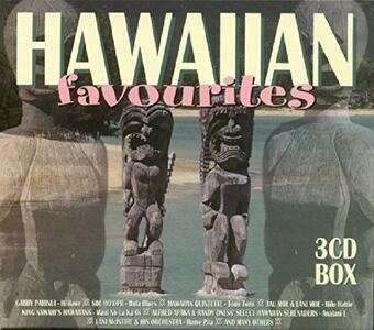 Hawaiian Favourites - CD Audio