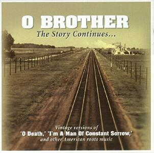 O Brother the Story - CD Audio
