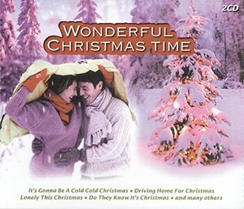 Wonderful Christmas Time - CD Audio