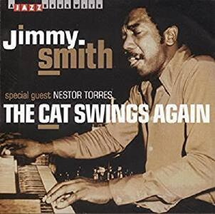 Cat Swings Again - CD Audio di Jimmy Smith