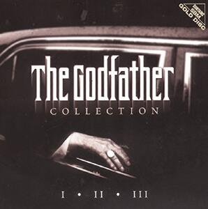 Godfather Collection (Colonna Sonora) - CD Audio