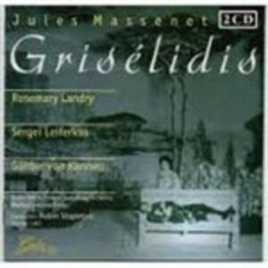 Griselidis - CD Audio di Jules Massenet