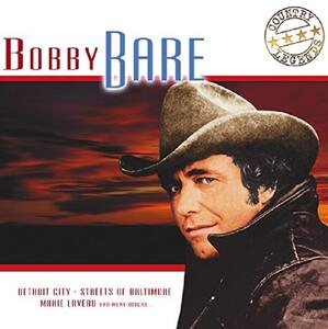 Country Legends - CD Audio di Bobby Bare