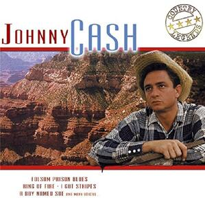 Country Legends - CD Audio di Johnny Cash