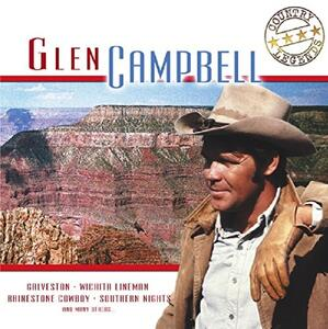 Country Legends - CD Audio di Glen Campbell