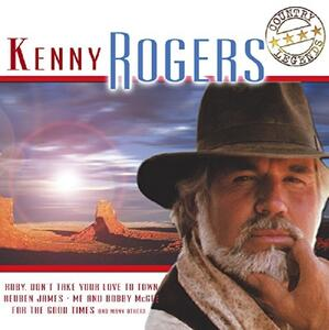 Country Legends - CD Audio di Kenny Rogers,First Edition