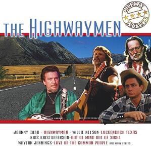 Country Legends - CD Audio di Highwaymen