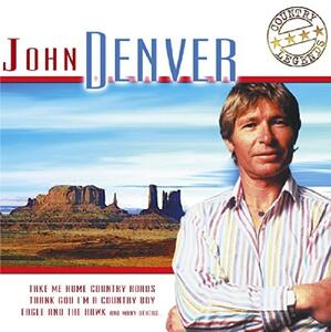 Country Legends - CD Audio di John Denver