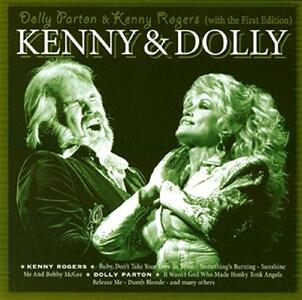 Kenny & Dolly - CD Audio di Kenny Rogers,Dolly Parton