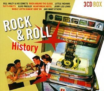 Rock & Roll History - CD Audio