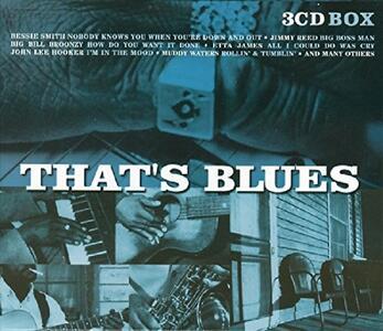 That's Blues - CD Audio