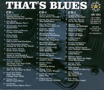 That's Blues - CD Audio - 2