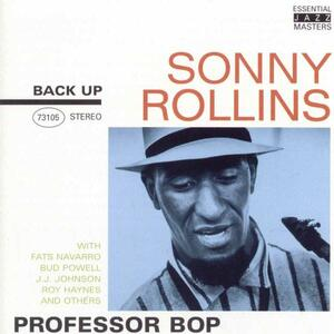 Professor Bop - CD Audio di Sonny Rollins