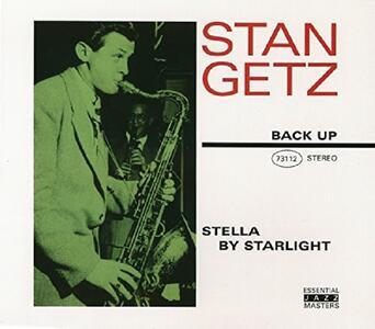 Stella by Starlight - CD Audio di Stan Getz