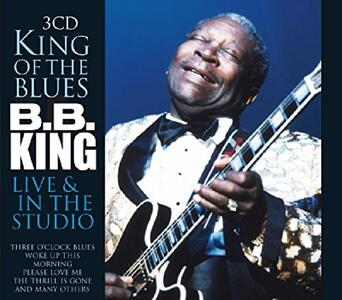 King of the Blues - CD Audio di B.B. King