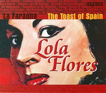 Toast of Spain - CD Audio di Lola Flores